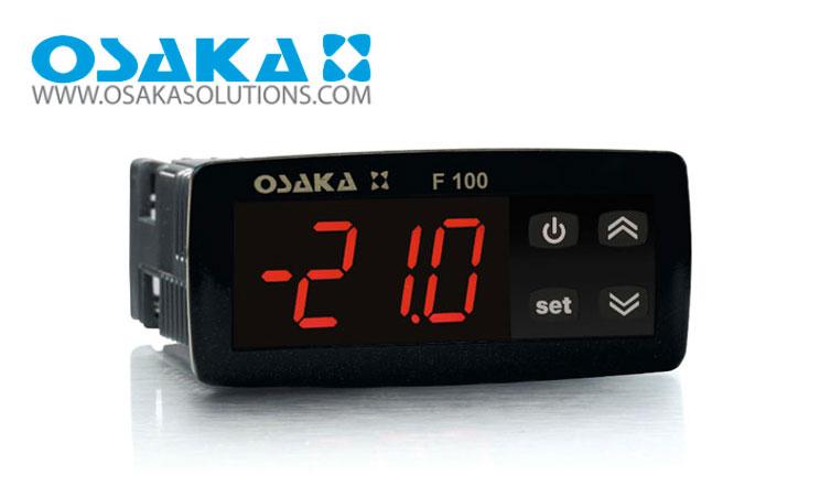 OSAKA F100 Videoguía rápida de configuración