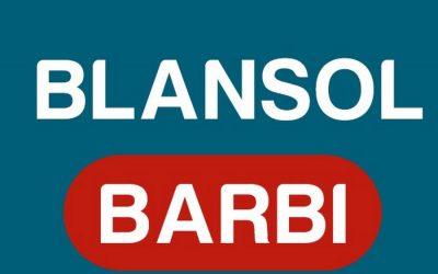 TARIFA 2021 BARBI – BLANSOL
